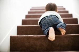 subindo a escada